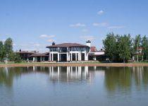 Малое озеро, вид 2, поселок Онегино